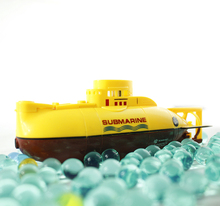 RC Submarine 6 CH 27 40MHz High Speed Radio Control Mini Submarine Ship Electric Toy Waterproof