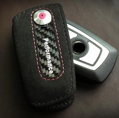 Prix pour Daim car key case couverture de support portefeuille pour BMW X3 X4 pour BMW 1 3 4 5 6 7 série pour BMW 3 5 série GT NOUVEAU ARRIVÉE