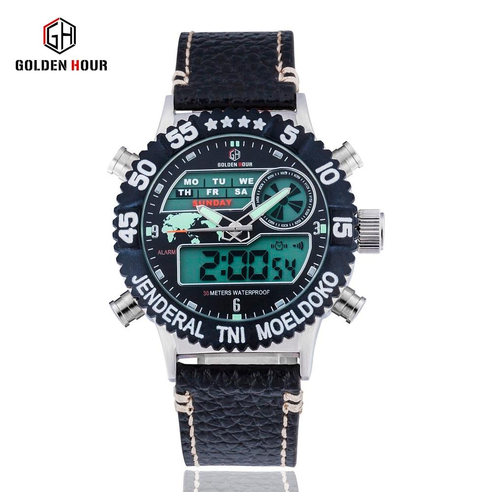 Relogio Masculino Luxury Brand Watch font b Men s b font Sport Led Digital Watch font