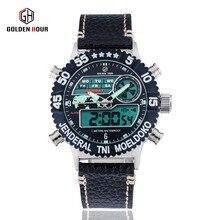 Relogio Masculino Luxury Brand Watch Men's Sport Led Digital Watch Men's Military Watches Quartz Waterproof Watch Relogio Male
