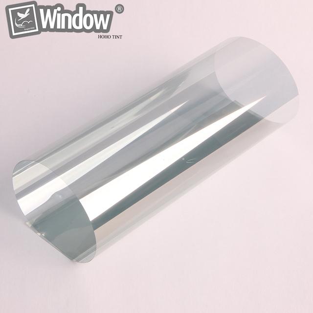 Película de la ventana 65% Nano De Cerámica Auto Tinte 1.52x30 m/2ply rollo Matices de Ventana
