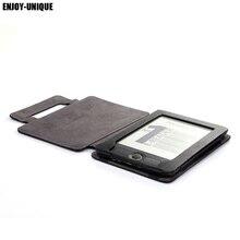 Кожаный чехол Fuax для PocketBook basic 3, для pocketbook 611, для pocketbook 613
