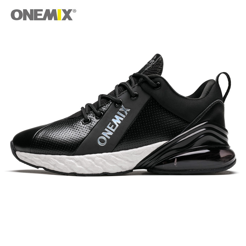 67b3d952d7 ONEMIX winter sports shoes for men running sneakers for women outdoor  jogging shoes shock absorption cushion soft midsole -in Running Shoes from  Sports ...