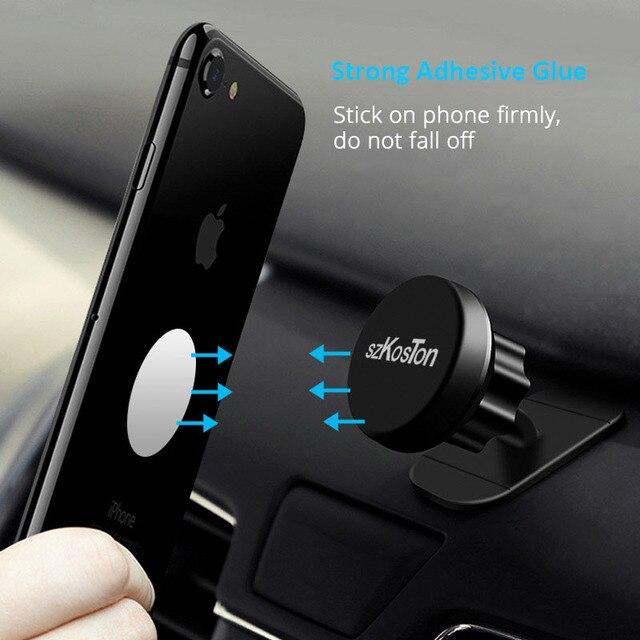 Металлическая пластина, магнитный диск для автомобиля, мобильный аксессуар для телефона, держатель, магнитная 30 мм металлическая пластина, ...