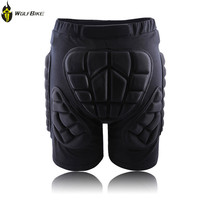 WOLF BIKE Extreme Sports Overland Racing Armor Pads Hips Legs Protective Pant Hockey Knight Ride Equipment Gear Knee Padded