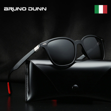 BRUNO DUNN Sunglasses Men polarized brand design Luxury Gafas De Sol Hombre Masc