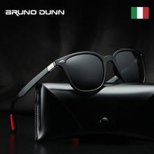 BRUNO Dunn Ray luxury Brand design Sunglasses Women Men pola