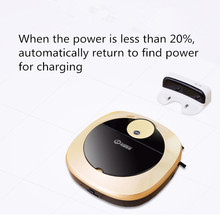 Mini Vacuum Cleaner Robotic Vacuum Cleaner for Home Double Rolling Brush,Wet Dry Vacuum Mop,Auto Charge Sweeping Robot
