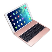 Flip Cover for Apple New iPad 9.7 inch 2017 2018 for iPad Pro 9.7 Wireless Bluetooth Keyboard Case for iPad Air 2 iPad Pro 9.7
