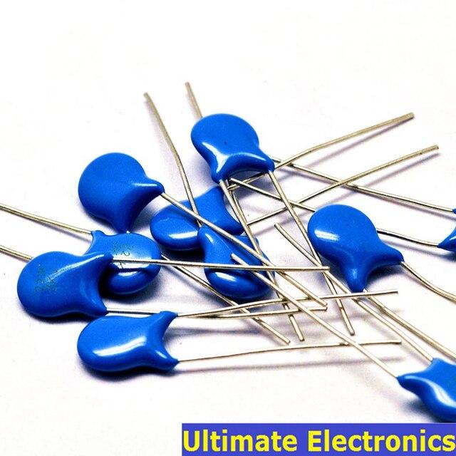 10PCS 3KV 3000V 82PF High-voltage Ceramic Capacitor