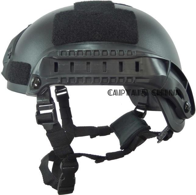 Mich 2001 Military Tactical Combat Helmet NVG Mount Side Rail outdoor tactical helmet mich 2000 tactical with frame helmet cs equitment helmet military combat helmet