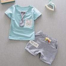Kids Baby Boys Clothing Set Sport Suit