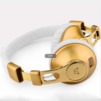 Bluetooth CSR4.2 head twist 40MM high-fidelity CD stereo headphones with Microphone for phone