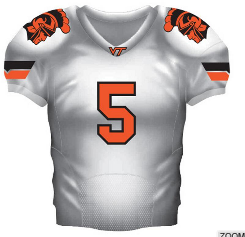 Custom made football jersey flag pictures to pin on for Custom football jersey shirts
