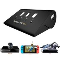 Keyboard/Mouse Gamepad Adapter 4USB Independent Switch Converter For FPS PS4 P1 Pro XBOX,AoV,Mobile Legend,RoS,Cutter