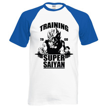 Dragon Ball Z Super Saiyan t shirt (6 colors)