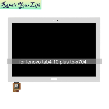 Repair You Life LCD Assembly for Lenovo Tab 4 10 Plus TB-X704L LCD Assembly module, new original Fast Shipping new arrive
