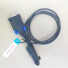 Honghuismart com connector programmeerkabel voor motorola pro5150 gp328 gp340 gp380 gp640 gp650 gp680 gp960 etc walkie talkie
