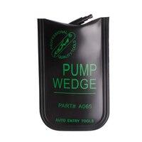 2016 Professional Black Locksmiths Tools Pump Wedge Air Wedge KLOM Auto Entry Tools Airbag Lock