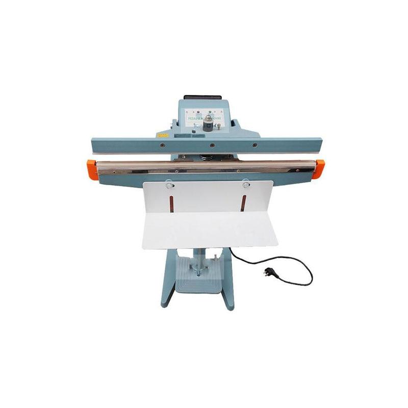 Foot Pedal Impulse Sealer heat sealing machine,Plastic Bag sealer 450mm 17 inch PEDAL SEALER impulse iz7002