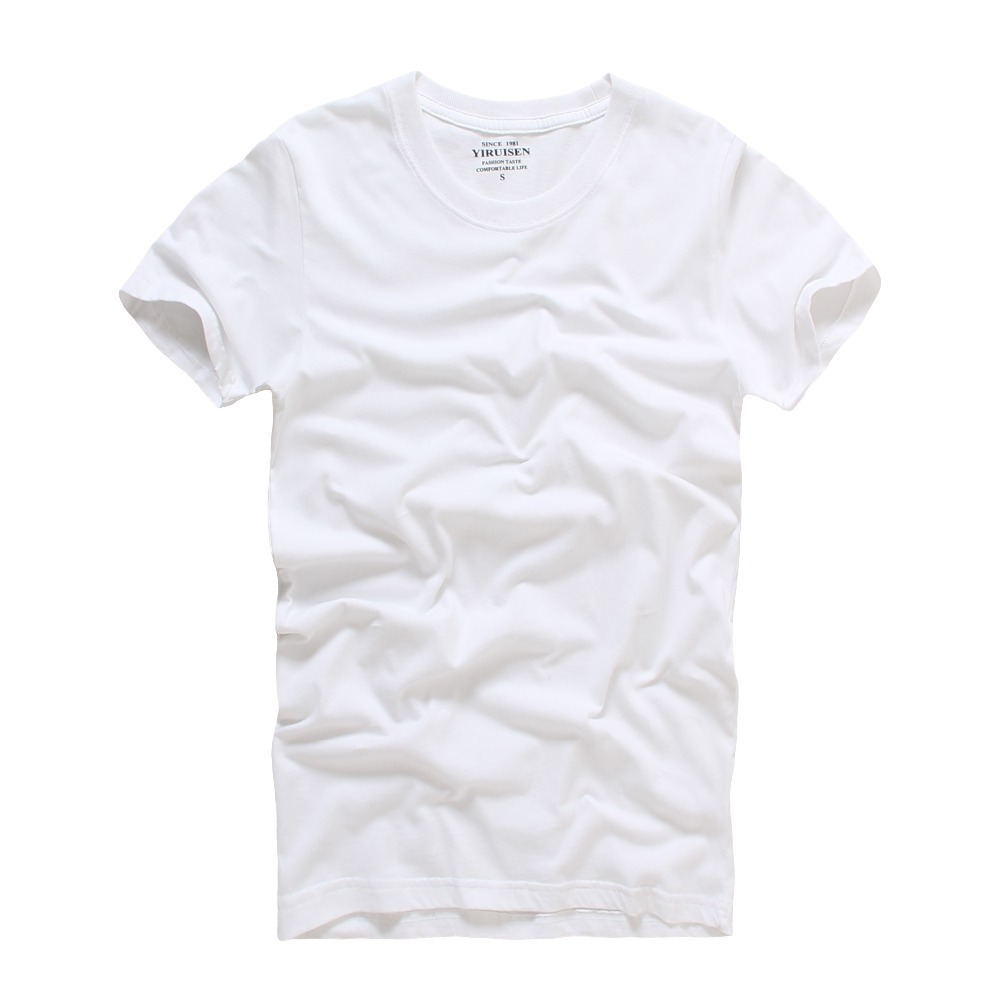 2018 Hot Πώληση YiRuiSen Μάρκα 100% βαμβάκι T-shirt - Ανδρικός ρουχισμός - Φωτογραφία 3
