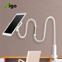 Universal Mobile Phone Holder Universal Flexible 360 Degree Rotation Lazy Bed Long Arm Holder Mount For