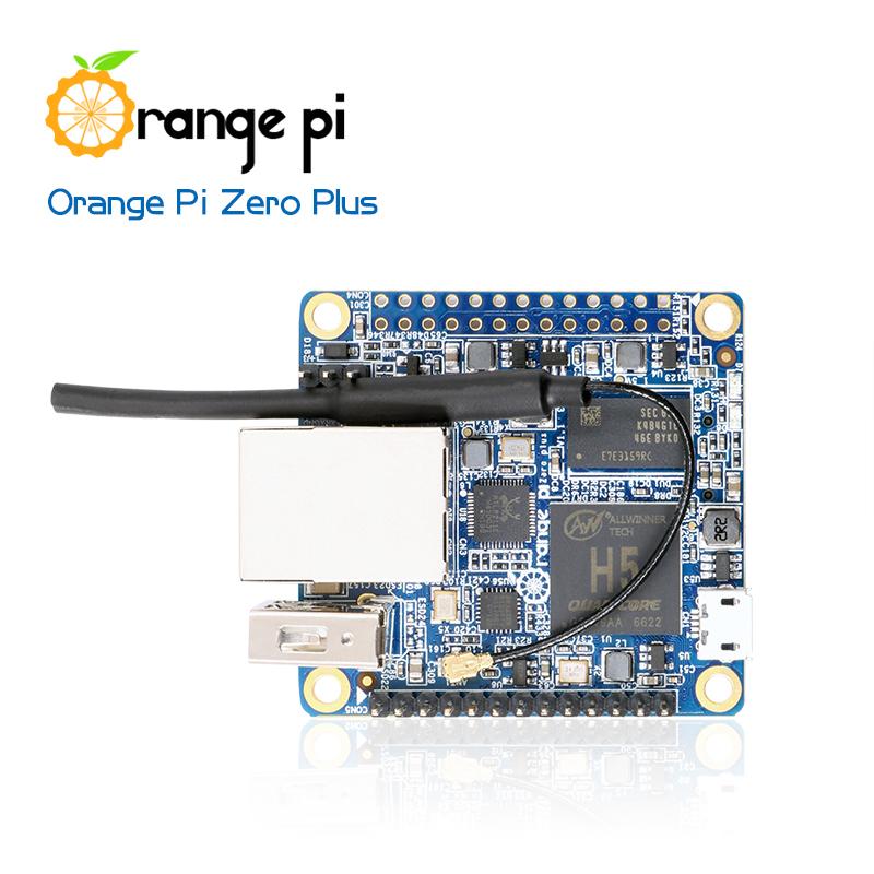 US $14 9 |Orange Pi Zero Plus : H5 Chip Quad Core Open source Cortex A53  512MB development board beyond Raspberry Pi-in Demo Board from Computer &