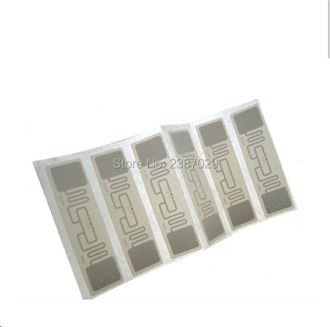 Long Range EPC C1 G2 Alien 9662 Higgs-3 UHF RFID Inlay Etching Antenna Wet Inlay for RFID Tag/Label rfid tire patch tag label long range surface adhesive paste rubber alien h3 uhf tire tag for vehicle access control