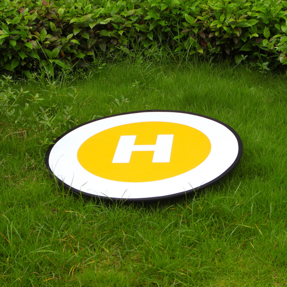 78cm Foldable Retractable Landing Pad RC Drone launch pad Quadcopter Helicopter Parking Apron For DJI Mavic