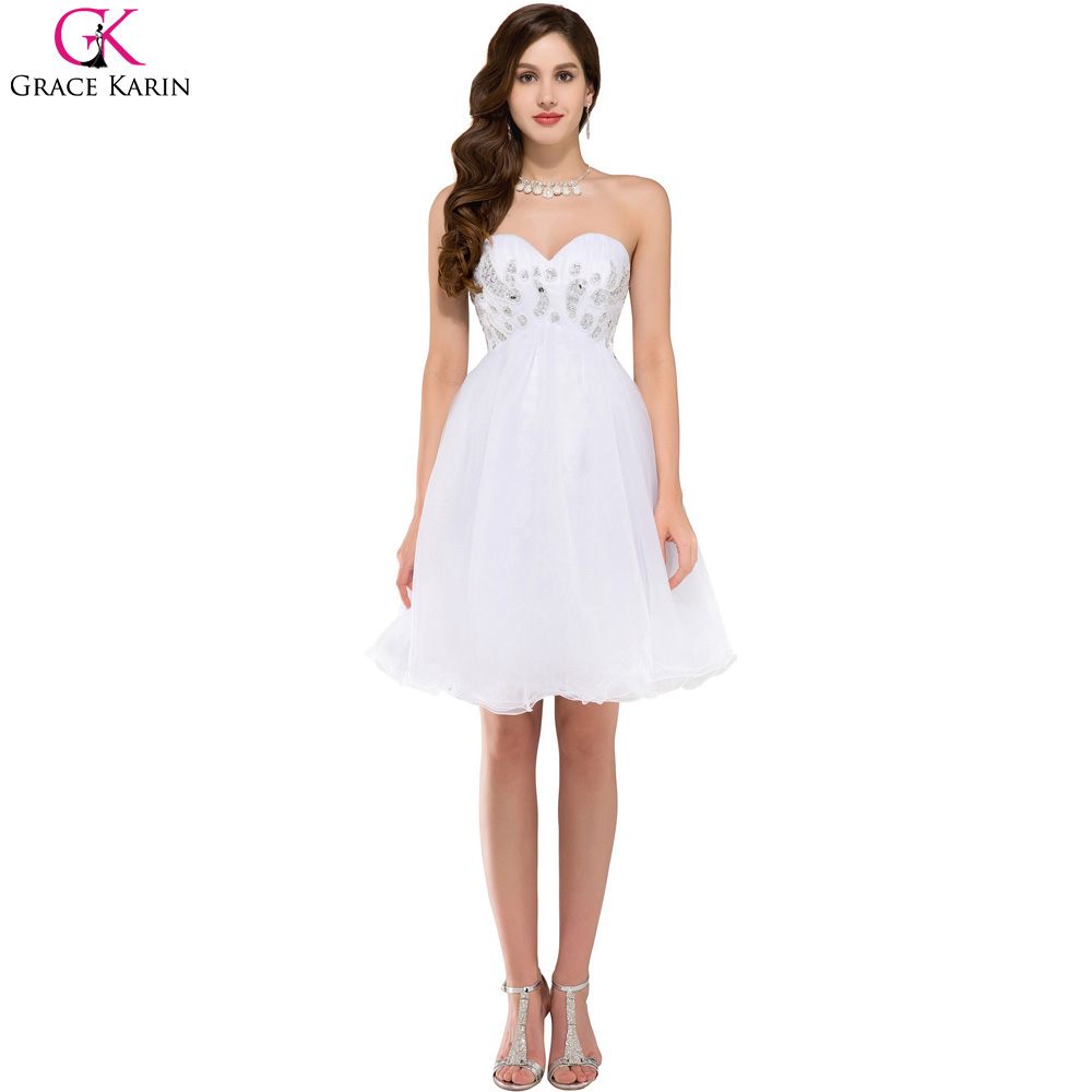 Online Get Cheap White Strapless Gown -Aliexpress.com - Alibaba Group