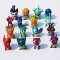 16pcs/set Slugterra Action Figures Toys Anime Cartoon Slugterra Figure Toys Slugs Children Kids Toys Birthday Gift 4.5-5cm