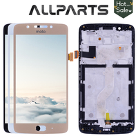 Origianl Tested 5 Inch LCD For Motorola Moto G5 Display With Touch Screen Digitizer Assembly Replacement