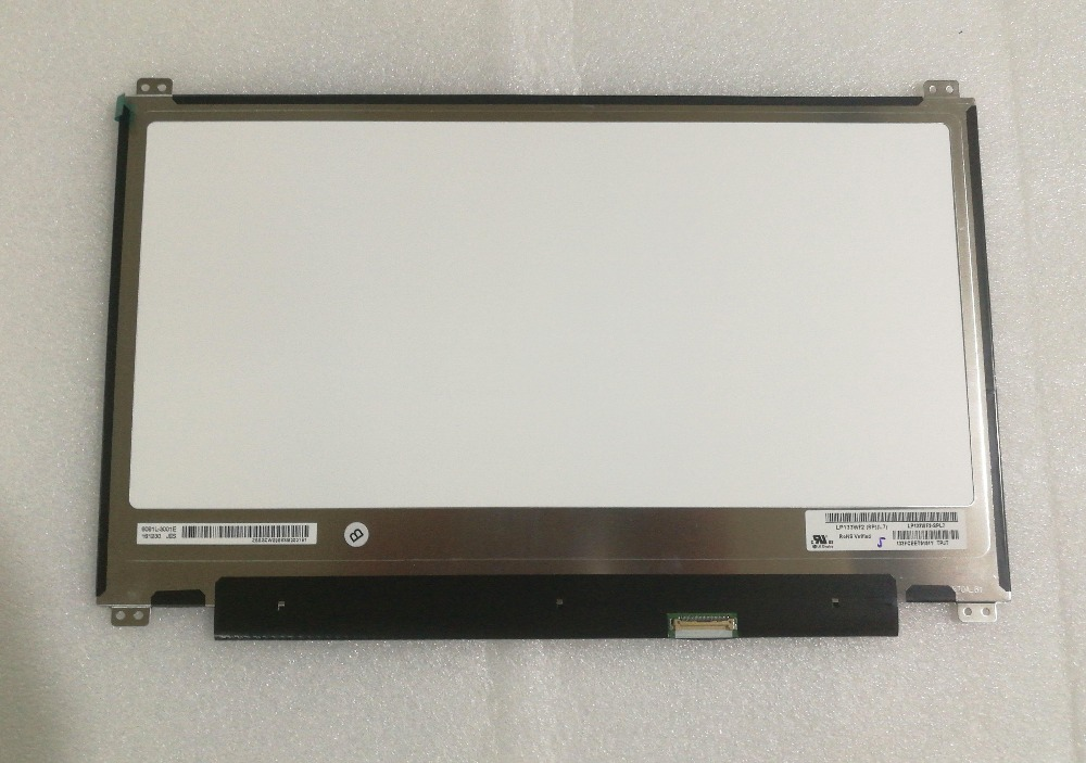 LP133WF2 SPL7 LP133WF2-SPL7 LP133WF2 (SP) (L7) LED Schermo LED Display A Matrice per Laplop 13.3 FHD 1920X1080 Pin di RicambioLP133WF2 SPL7 LP133WF2-SPL7 LP133WF2 (SP) (L7) LED Schermo LED Display A Matrice per Laplop 13.3 FHD 1920X1080 Pin di Ricambio