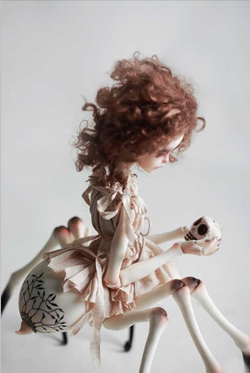 Stenzhorn BJD кукла 1/4 Кукла Елизаветы паук шарнир куклы Бесплатная глаза