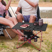 Lighten Up Camping Table