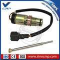 Соленоидный клапан SINOCMP 4367899 для Hitachi  экскаваторная  EX120-5