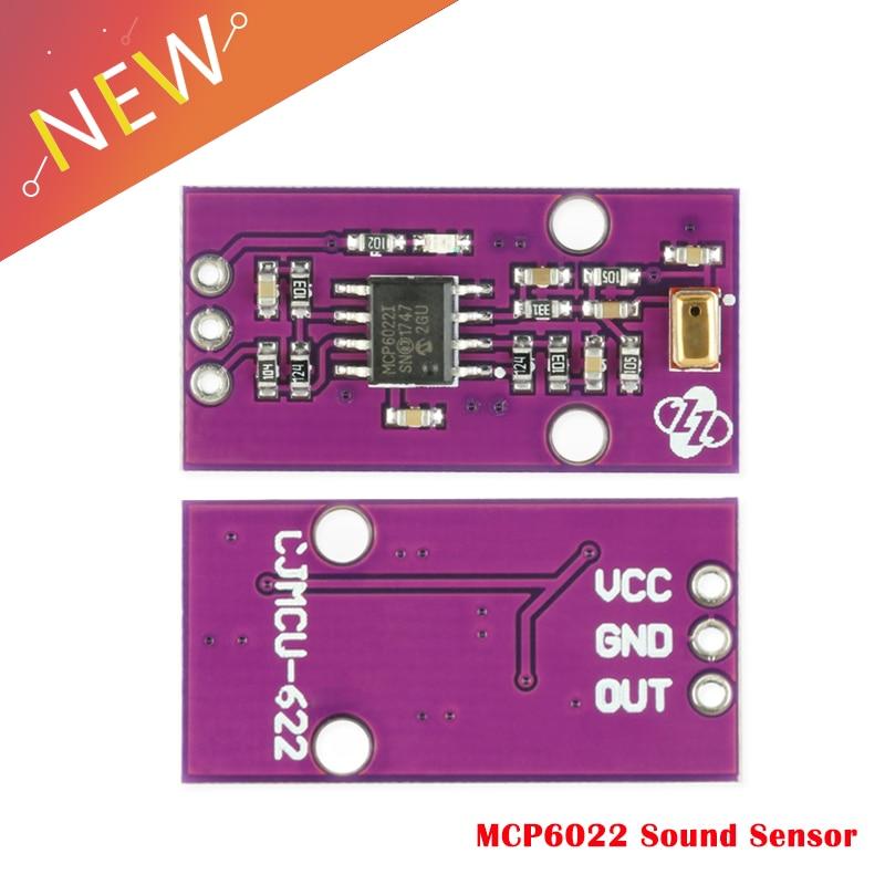 Micros 5524 Co d/'alcool et de COV Gaz Capteur Breakout MEMS Détecteur nouveau
