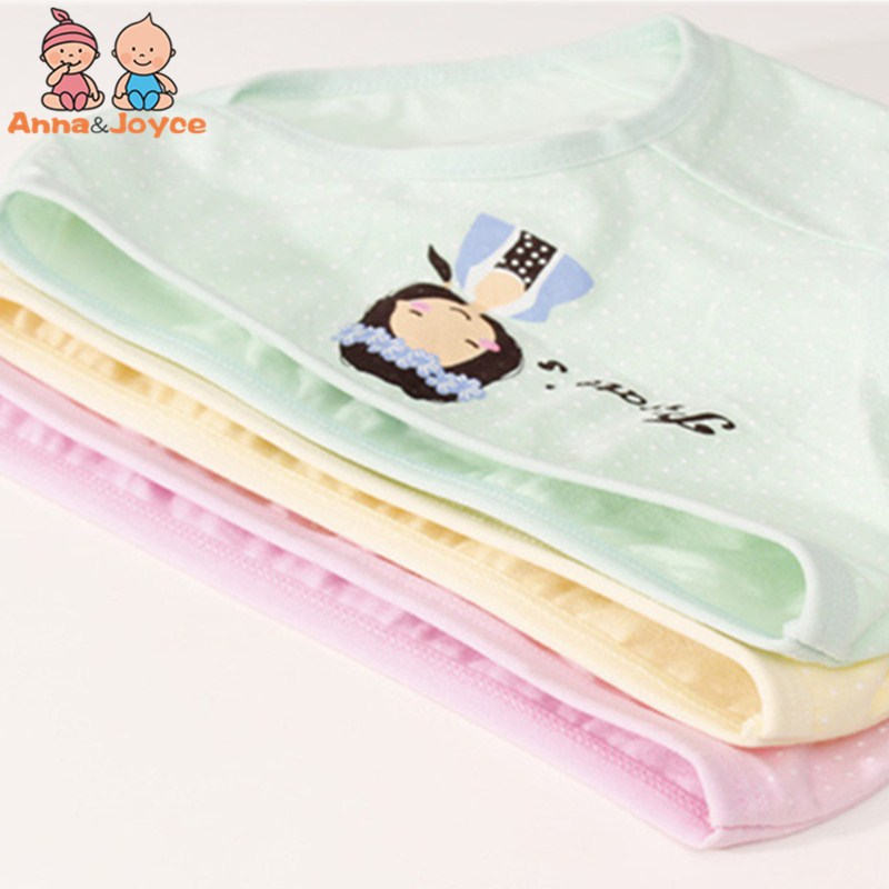 Earnest 4pc/lot Girls Princess Cartoon Triangle Underwear Pure Cotton Kids Pants Children Soft Underpants Pant For 2 To 12 Year Olds Beneficial To Essential Medulla Underwear