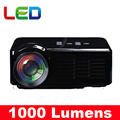 ATCO 1000 Lúmenes BL-35 MINI Portátil LED hd TV Proyector Beamer Para Juegos de vídeo de películas de Cine en Casa Soporte HDMI VGA AV SD USD