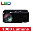 ATCO 1000 Lumens BL-35 MINI Portátil LED hd Beamer TV Projetor Para Jogos de vídeo Filme Home Theater Suporte HDMI VGA AV SD USD