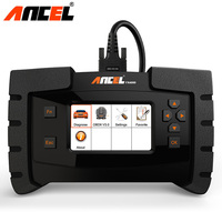 Ancel FX4000 OBD OBD2 Full System Diagnostic Tool ABS Airbag SAS EPB Transmission Scan Tool Universal Car Automotive Scanner