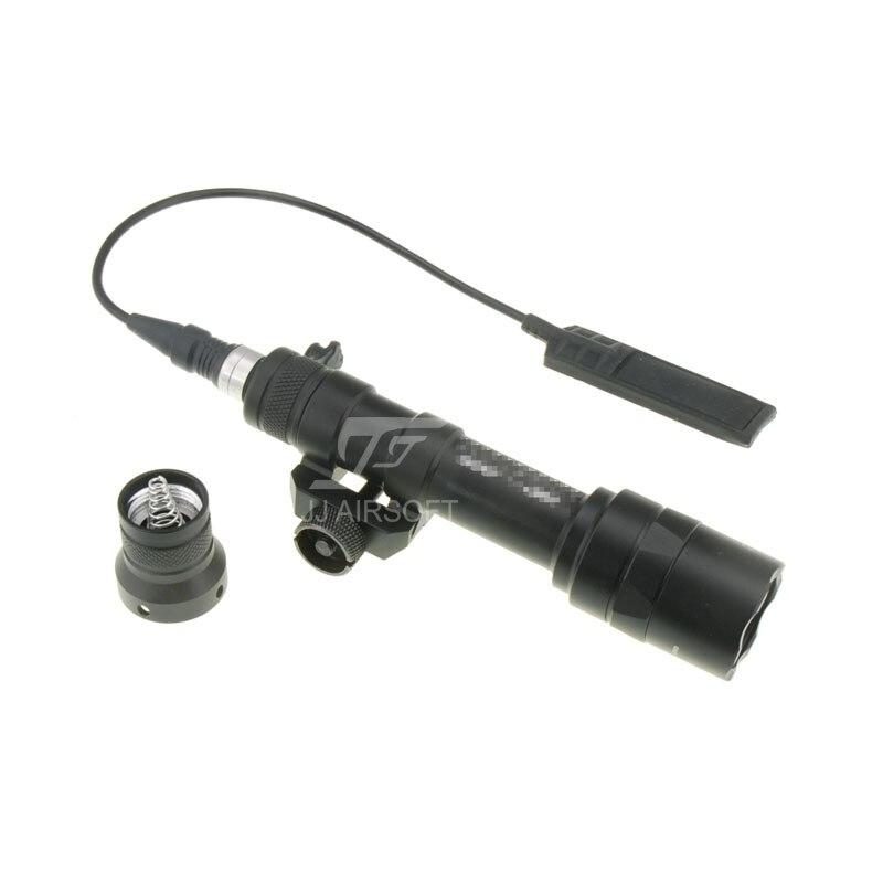 elemento sf m600u scoutlight led versao completa com marcacao sf preto tan