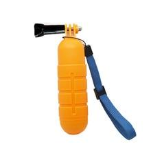 Sheingka durable floaty bobber com alça e parafuso para gopro hero 3 +/3/2/1/gitup, XiaoYi/SJ4000