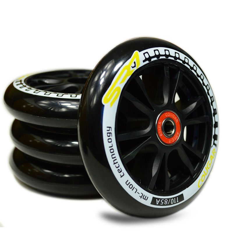Free Shipping Original Wheel Speed Wheel 100 Mm 110 Mm With Bearing
