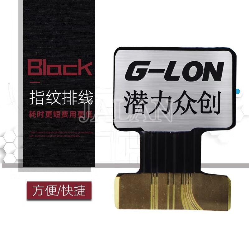 10pcs/lot Flex Cable For Phone 7/7 Plus/8/8 Plus Return Key Home Button Fingerprint Short-circuit Repair Mobile Phone Refurbish