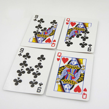 One Set Tonte 9 Change Q Prediction Card --Easy To Do Magic Tricks Professional Magic Props Close Up Stage Illusion image