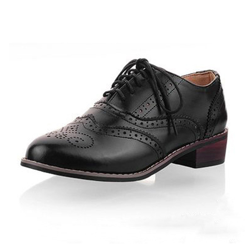 Brogue & Lace-up Shoes Online The perfect shoes for the office when it comes to a man having smart looks is the men's brogues. The idea behind the brogue designs was to have the perforations at the top in order to allow water drain after walking across a swampy or waterlogged area.