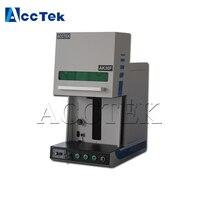Popular laser marking card desktop cnc machine fiber laser marking