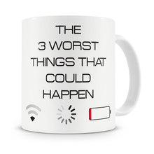Geek Gift Nerd Present Gadget wifi mugs travel cup beer cup ceramic coffee mug tea cups friend gifts home decor porcelain cups
