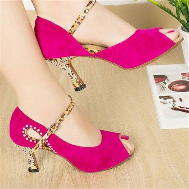 Zapatos rosas Salsa para mujer LkZNFlQx2i